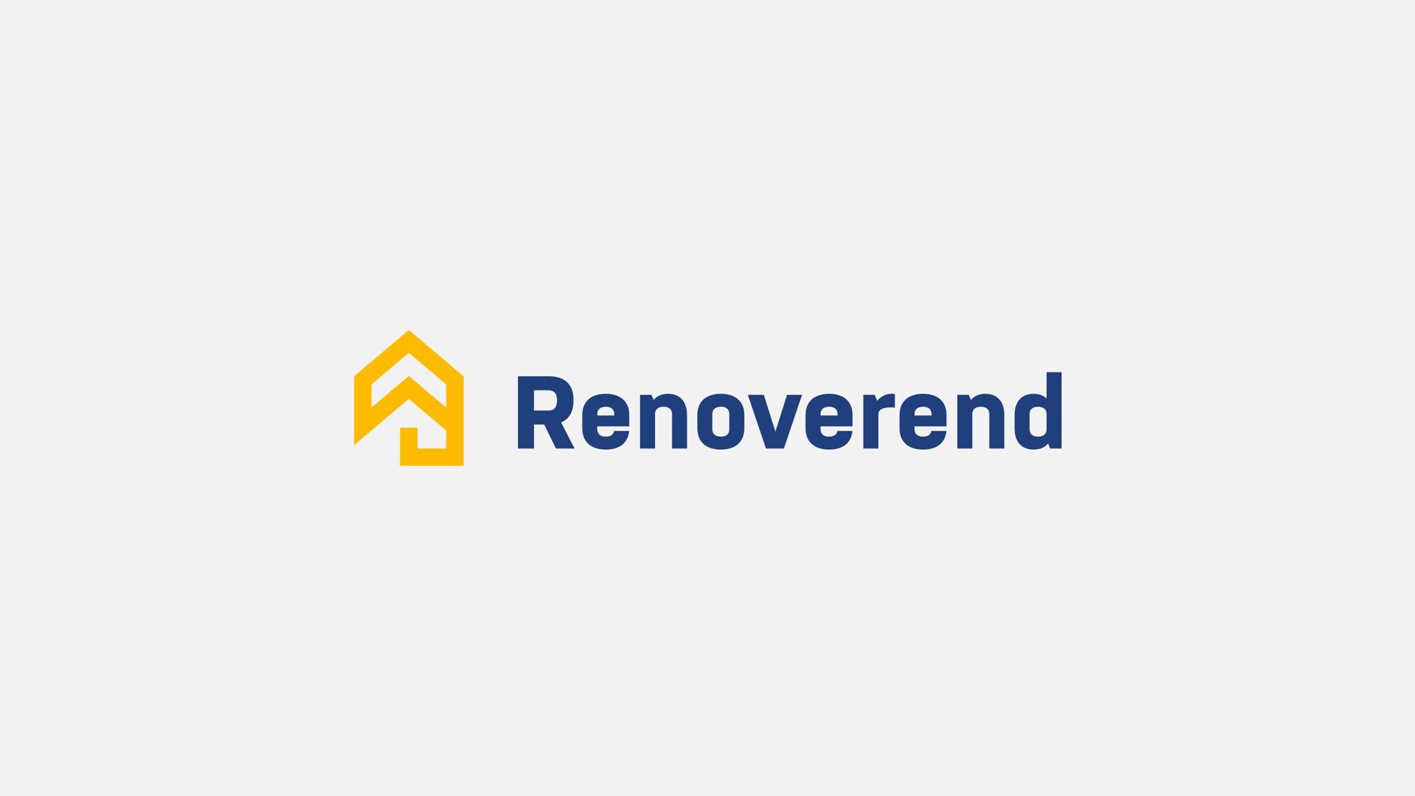 Projekt logo Renoverend - wersja podstawowa